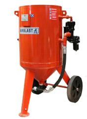 Пескоструйный (абразивоструйный) аппарат Airblast