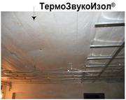 Звукоизоляция для потолка и стен – ТермоЗвукоИзол эффективное решение  - foto 0