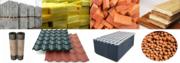Строительные материалы в странах Европы