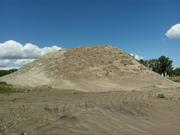 песок строительный (без фильтрации)